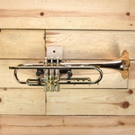 Bach LT190L1B Commercial/Lead Trumpet, Large Bore - Clear Lacquer