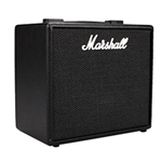 "Marshall Code 25 25W, 1x10"" digital combo w/100 presets, Bluetooth and USB"
