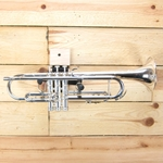 Jupiter 1602RS-R XO Professional Silver Trumpet, Reverse Lead Pipe, Rose Brass Bell