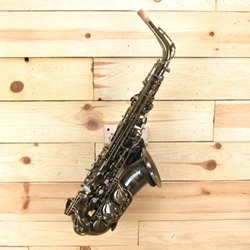 Antigua AS6200CA ProOne Professional Alto Saxophone, Classic Antique Finish, Deluxe ProOne Case